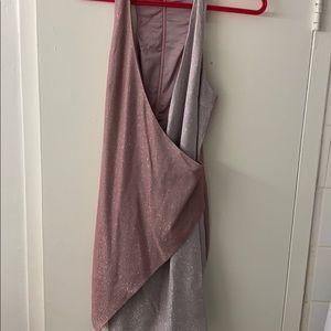 MESHKI NEVER WORN Sparkly Dress